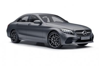 Mercedes C-Class lease car