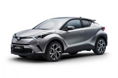 Toyota C-Hr lease car