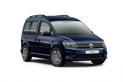Volkswagen Caddy Life lease car