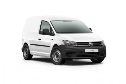 Volkswagen Caddy lease van
