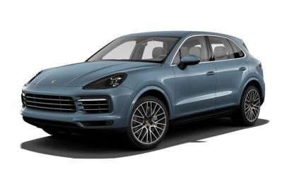 Porsche Cayenne lease car