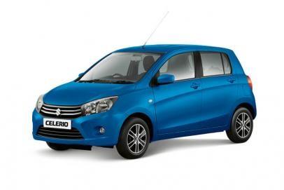 Suzuki Celerio lease car
