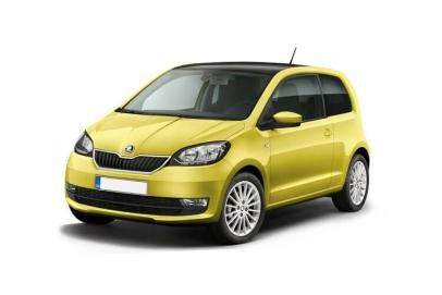 Skoda Citigo lease car