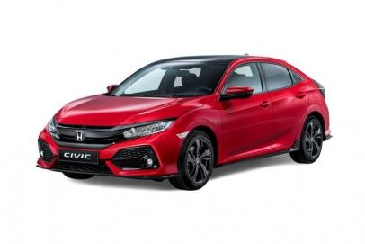 Honda Civic lease car