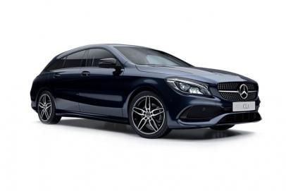 Mercedes CLA-Class lease car