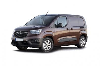 Vauxhall Combo lease van