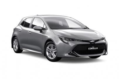 Toyota Corolla lease car