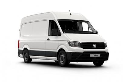 Volkswagen Crafter lease van