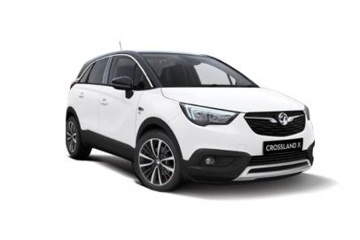 Vauxhall Crossland X lease car