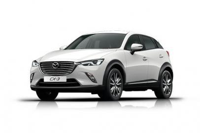 Mazda CX-3 lease car