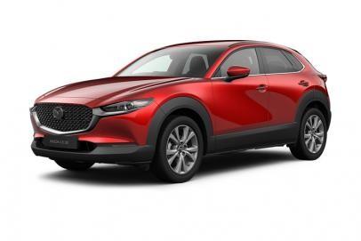 Mazda CX-30 lease car