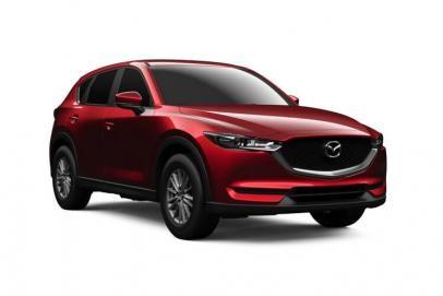 Mazda CX-5 lease car