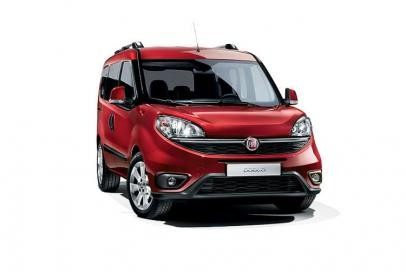 Fiat Doblo lease car