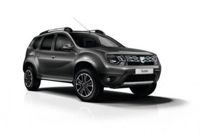 Dacia Duster lease van