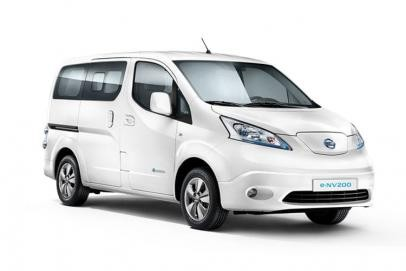 Nissan e-NV200 lease car