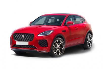 Jaguar E-Pace lease car