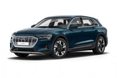 Audi E-Tron lease car