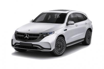 Mercedes EQC lease car