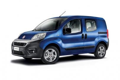 Fiat Fiorino lease car