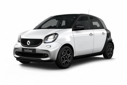 Smart Forfour lease car