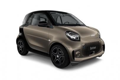Smart Fortwo lease car