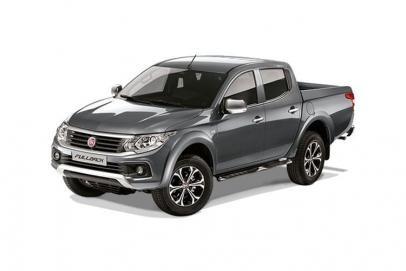 Fiat Fullback lease van