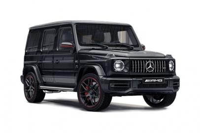 Mercedes G-Class lease car