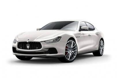 Maserati Ghibli lease car