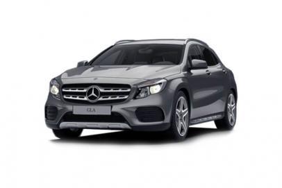 Mercedes GLA-Class lease car