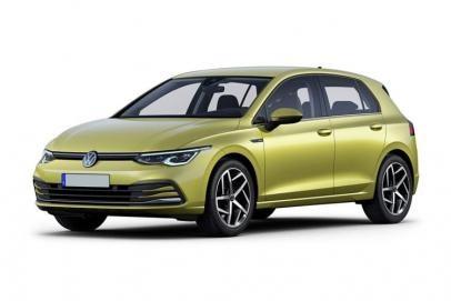 Volkswagen Golf lease car