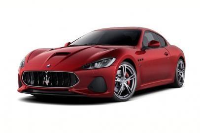 Maserati Granturismo lease car