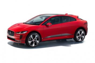 Jaguar I-Pace lease car