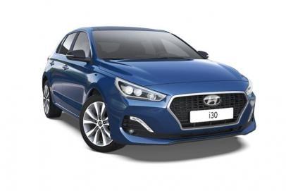 Hyundai i30 lease car