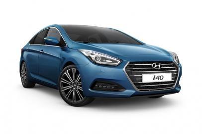 Hyundai i40 lease car
