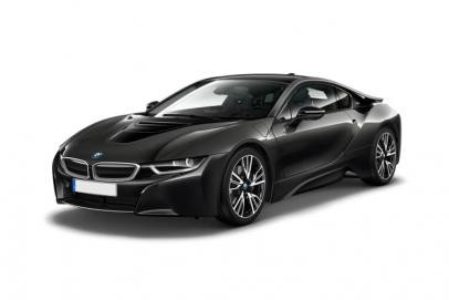 BMW i8 lease car