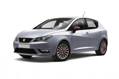 SEAT Ibiza lease car
