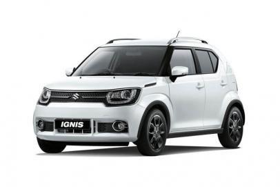 Suzuki Ignis lease car