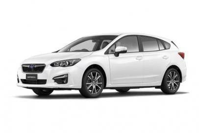 Subaru Impreza lease car