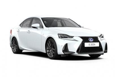 Lexus IS lease car
