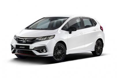 Honda Jazz lease car