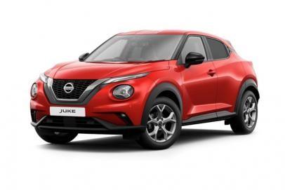 Nissan Juke lease car