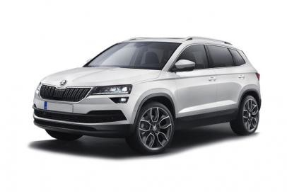 Skoda Karoq lease car