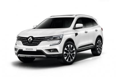Renault Koleos lease car