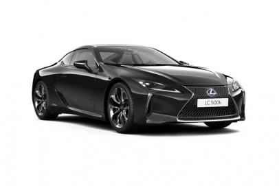 Lexus LC lease car