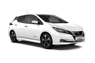 Nissan Leaf lease car