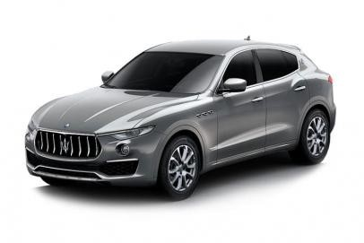 Maserati Levante lease car