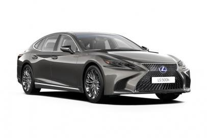 Lexus LS lease car
