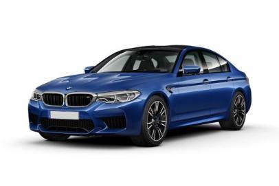 BMW M5 lease car