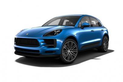Porsche Macan lease car