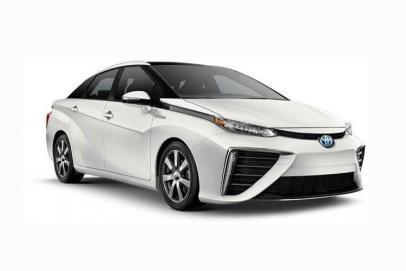 Toyota Mirai lease car